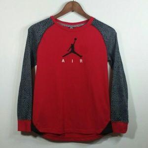 AIR Jordan Long Sleeve Shirt